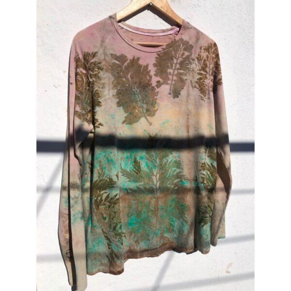Organic merino wool long sleeve 130